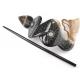 Barrette pic à cheveux en corne de buffle Long dragon