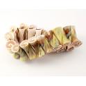 Bracelet extensible en coquillage coloré