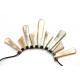 Collier en corne de buffle Plastron